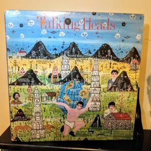 Talking Heads Little Creatures Vinyl